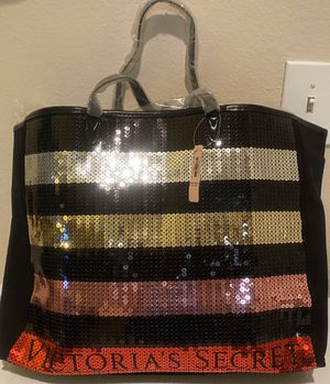 New Victoria secret large tote bag for Sale in North Richland Hills, TX