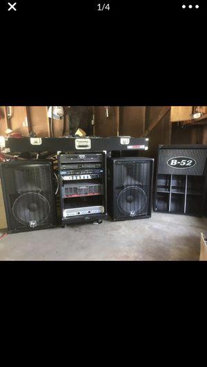 DJ equipment for Sale in Broadview, IL