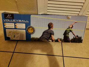 Volleyball set game for Sale in Homestead, FL