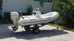 Inflatable Boat for Sale in FL, US