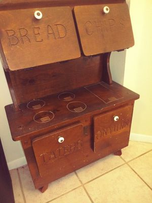 Old antique cabinet for Sale in Orlando, FL
