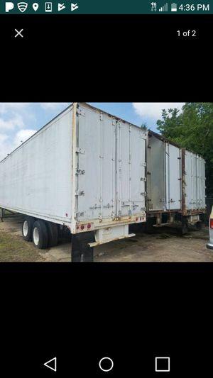Semi trailers/dry vans for Sale in Dallas, TX