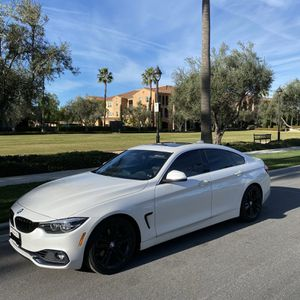 2018 BMW 430i Gran Coupe For Sale! for Sale in Long Beach, CA
