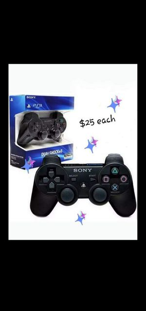 PS3 controller for Sale in Tampa, FL