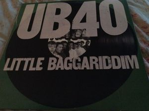 UB40 vinyl Little Baggariddim for Sale for sale  Ridgeway, WI