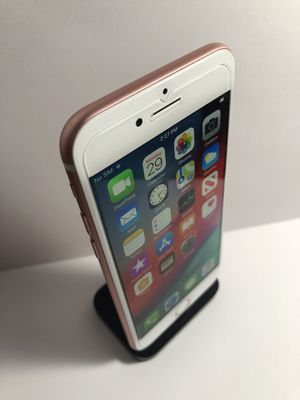 iPhone 7 32gb Rose Gold (Factory Unlocked) Excellent Condition for Sale in Oakland, CA