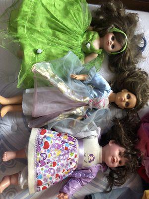Antique Dolls for Sale in San Jacinto, CA