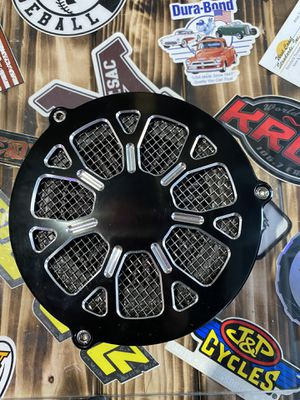 CNC harley sportster 1200 Air Cleaner air filter harley Sportster 883 air filter XL1200 Iron 883 Forty Eight harley davidson filter for Sale in Riverside, CA