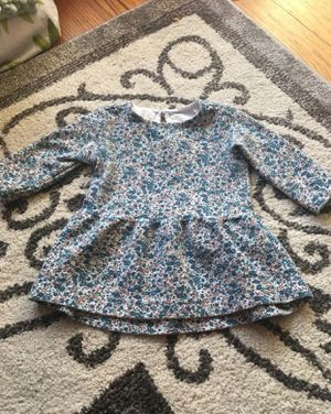 Zara baby girls tunic dress floral 6-9 months for Sale in Chula Vista, CA