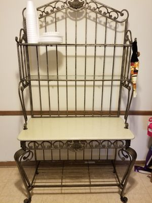 Bakers Rack for Sale in St. Louis, MO