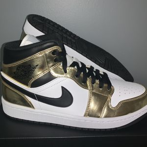 Jordan 1 Gold size 9 $160 for Sale in Riverdale Park, MD