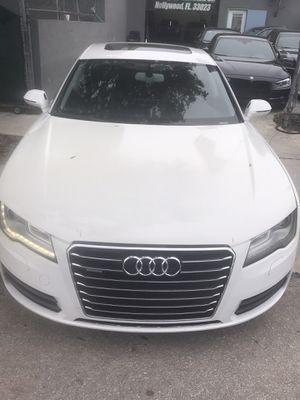 2012 Audi A7 for Sale in Miramar, FL