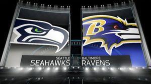 Seahawks vs Ravens for Sale in Seattle, WA