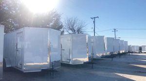 Enclosed trailer 7x16 for Sale in DeSoto, TX