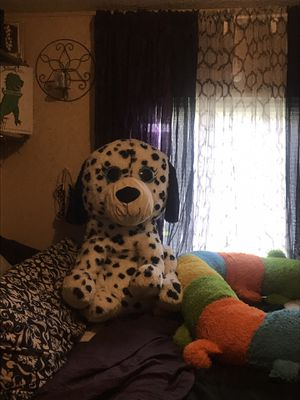 Giant dog stuffed animal for Sale in Reedley, CA