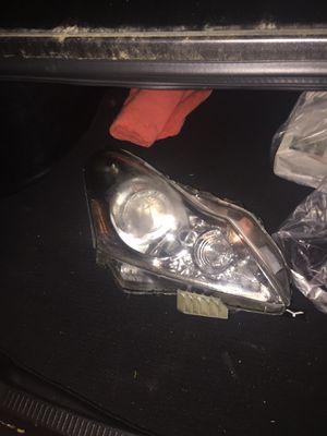 2007 g35 pass headlight for Sale in Boston, MA