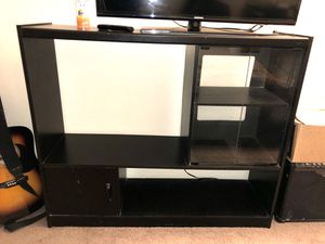 TV Stand Shelf Entertainment Center for Sale in Fresno, CA