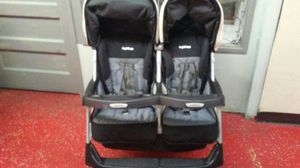 Peg Perego Aria Double Stroller for Sale in Philadelphia, PA