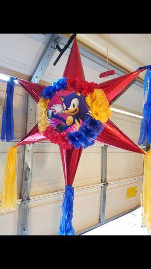 Sonic Pinata for Sale in Moreno Valley, CA