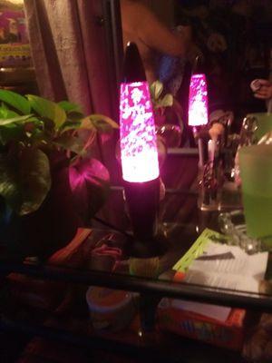 NEW. PINK GLITTER LAMP. STILL IN BOX for Sale in Murfreesboro, TN