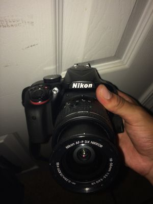 Nikon Digital Camera D3400 for Sale in Manassas, VA