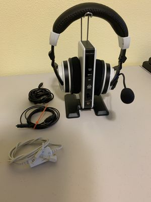 Turtle Beach Xbox Headset and Receiver model x41 rx for Sale in Portland, OR