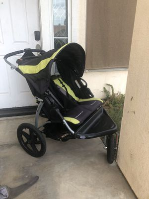BabyTrend Expedition double jogger stroller for Sale in Lake Elsinore, CA