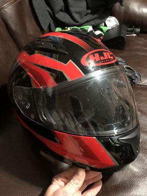 HJC cL-max2 modular Bluetooth helmet w brand new Bluetooth for Sale in Davenport, IA