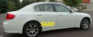 🎁$600 URGENT Im selling 2005 Infiniti G35 Runs and drives great beautiful🎁 for Sale in Fort Lauderdale, FL