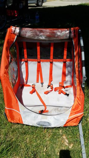 Instep bike trailer. 2 seater for Sale in Riverside, CA