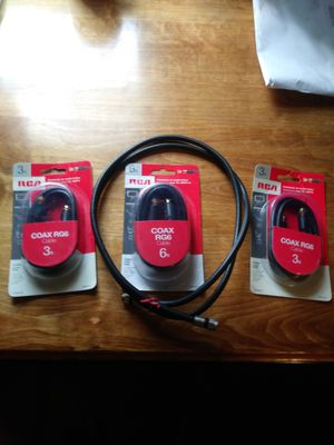 Coaxial RG6 cables for Sale in Greencastle, PA