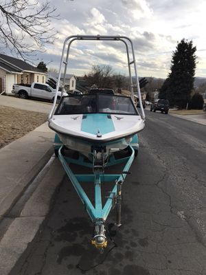 1993 Ski Supreme - Ski Boat Wake Boat - w/ new motor for Sale in Parker, CO