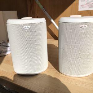Polk Outdoor Speakers for Sale in Mill Valley, CA