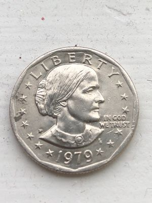 RARE** vintage 1979 P Susan B Anthony One dollar coin for Sale in Swatara, PA