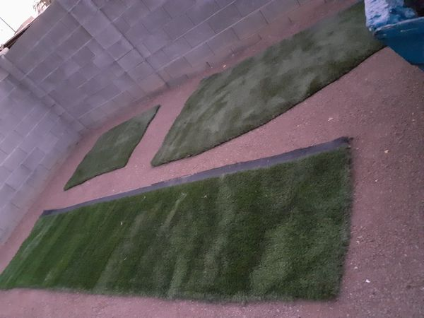 Thick Artificial Turf - 39th ave southern area