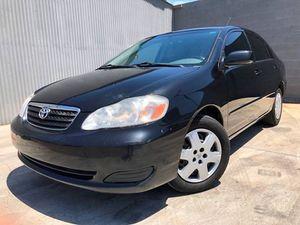 2007 Toyota Corolla for Sale in Glendale, AZ