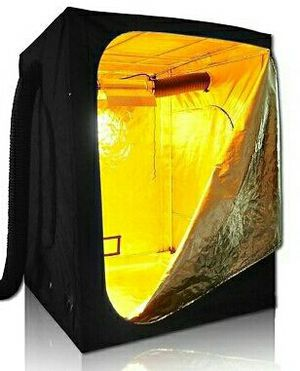 BRAND NEW 4x4ft Grow Tent with Metal Frame & Corners for Sale in Scottsdale, AZ