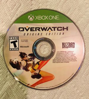 Overwatch Xbox one for Sale in Commerce Charter Township, MI