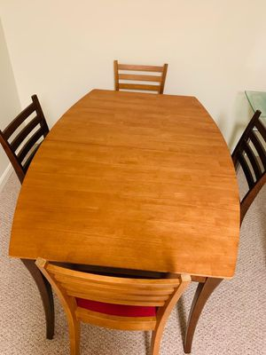 Table and chairs for Sale in Sharon, MA