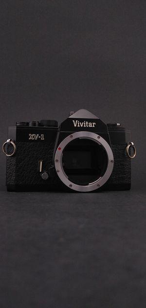 Vivitar XV-1 SLR 35mm Film Camera for Sale in Denton, TX