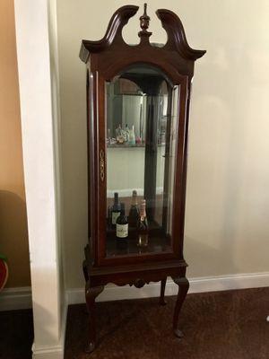 Antique Curio Cabinet for Sale in Philadelphia, PA