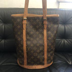 Authentic Louis Vuitton Monogram Bucket bag for Sale in San Diego, CA
