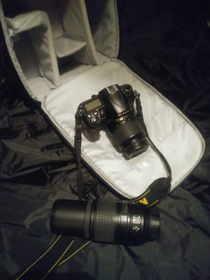 Nikon D7000 w/ 2 Lenses for Sale in Nashville, TN