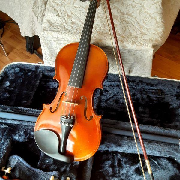 Josef Lidl Violin