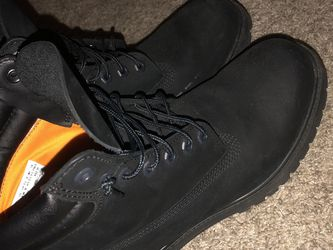 Black Timberland Boots Size 9'5 for Sale in Pittsburgh,  PA
