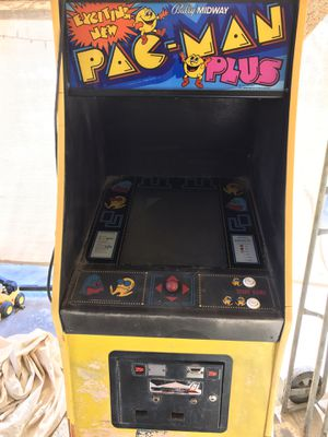 pacman plus for Sale in Coachella, CA