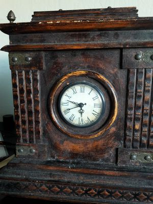 miniature antique grandfather clock for Sale in Burlingame, CA