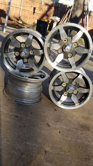 Kawasaki atv wheels for Sale in Carrollton, TX