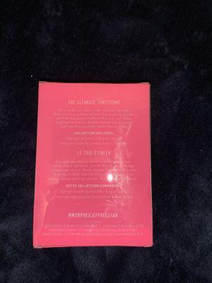 JEFFREY STAR X MORPHE BEAUTY SPONGE BLENDERS for Sale in Renton, WA