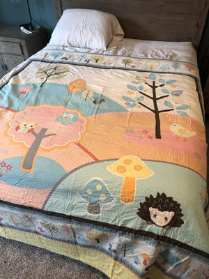 Kids bedroom set and decor (all matching!) for Sale in North Bend, WA